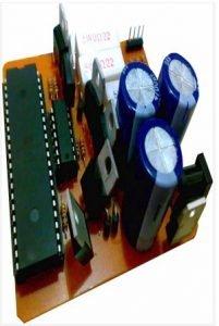 3-phase AVR ATmega16 signal generator