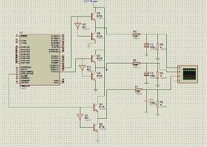 3-phase AVR ATmega16 Schematic