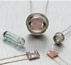 photoresistor or light-dependent resistor (LDR) or photocell