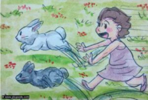 Never chase two rabbits at the same time