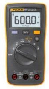 Fluke-107 ESP, 10A, 600V, 40MOHM