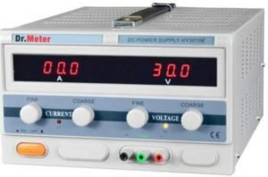 Variable Lab Bench Power Supply