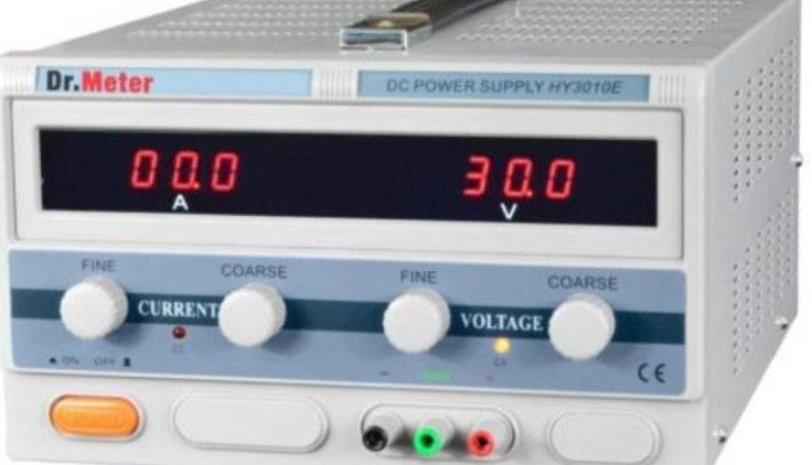 Building a DIY Variable Bench Power Supply Using the LTC3780 step-up, step-down converter module