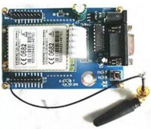 SIEMENS TC35 SMS Module Board