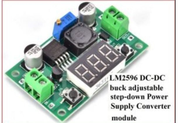LM2596 DC Buck Converter LM2576T-ADJ LM2576T LM2576  ADJ Switching Regulator , LM7805