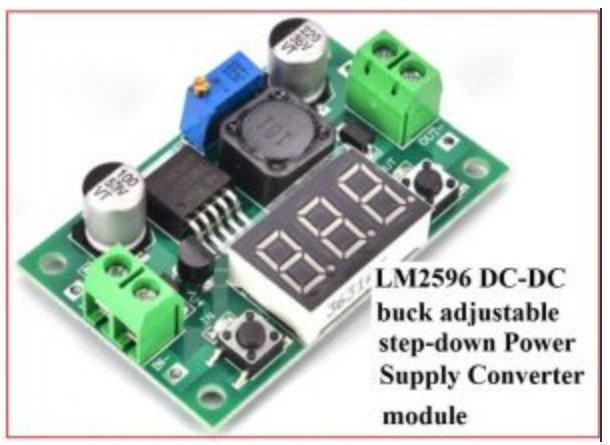 LM2596 DC Buck Converter LM2576T-ADJ LM2576T LM2576  ADJ Switching Regulator , LM7805