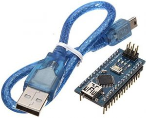Arduino Nano Board ATMEGA328P Module