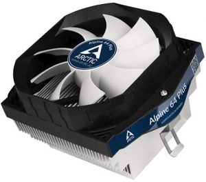 CPU Cooler for Quietness  80mm PWM Fan