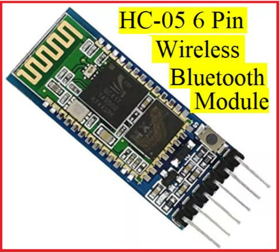 Comparison of the functionality HC-05 and HM-10  wireless Bluetooth Modules