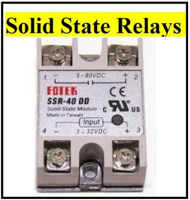 All about Solid State Relays and TRIAC ICs : MOC3063 optocoupler, BTA 16 TRIAC