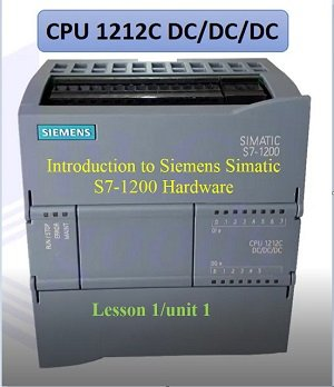 Introduction to Siemens Simatic S7-1200 PLC Hardware, wiring and user memory parts