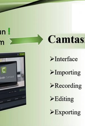 Camtasia Mastery & training and tutorial course for Camtasia