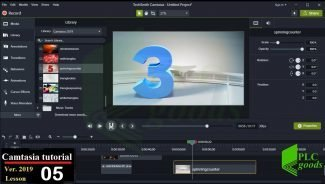 Camtasia tutorials – using sharing exporting importing libraries | Annotations, callouts title